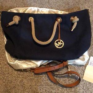 Michael Kors Navy purse